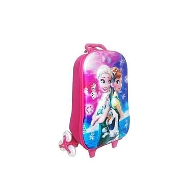 3 In 1 Frozen Character School Bag Pack Set