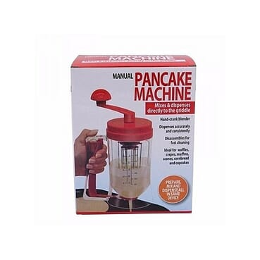 Manual Pan Cake Mixing Machine