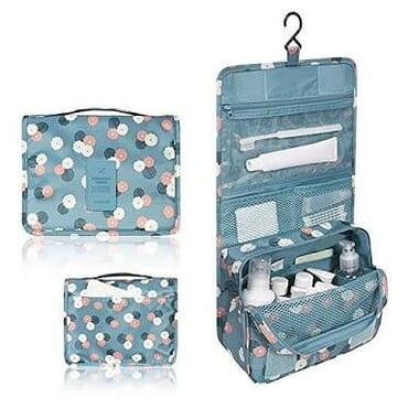 Travel Toiletry Bag (Multicolour)