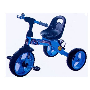 Rugged/Strong Children Blue Color Tricycle