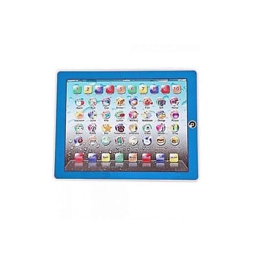 Kids Educational Learning Touch Toy IPad - Multicolour