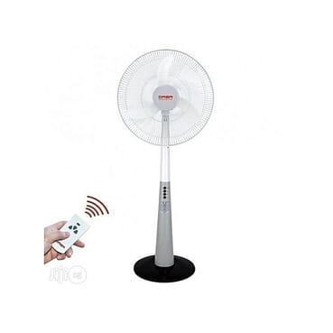 QASA 18 Rechargeable Fan With USB