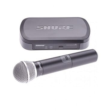 Shure Wireless Microphone - PG4