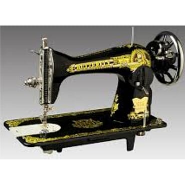 Butterfly Sewing Machine Head Only - Black