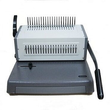 Big Comb Binding Machine