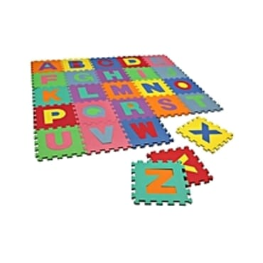Original Colourful Baby Crawling And Playing Mat Front And Back - Large