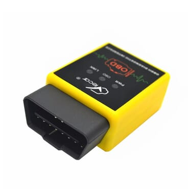 Viecar Bluetooth Car Code Reader Diagnostic Tool Elm327 - Yellow