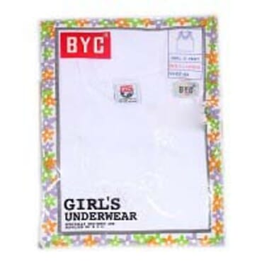 BYC GIRL'S VEST SIZE 5-12 YEAR