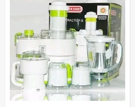 7 in 1 juice extractor and blender super power 450watts
