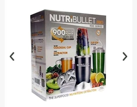 NutriBullet Magic Nutrition Extractor - 900Watts