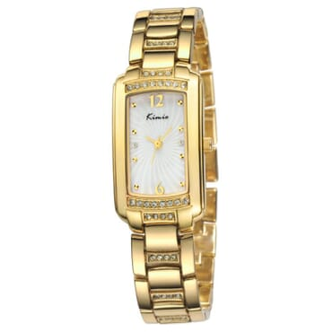 Kimio KW558 Gold Ladies Watches