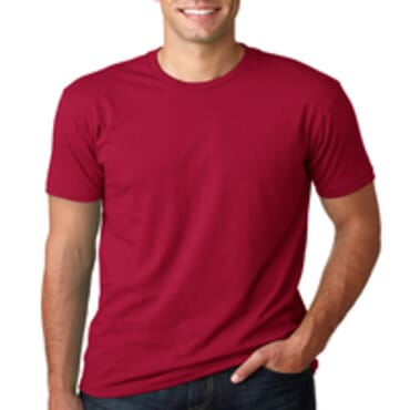 BYC Fitted Color Fashion T Shirt Maroon M-XL