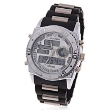 Bistec Analog Men's Wrist Watches