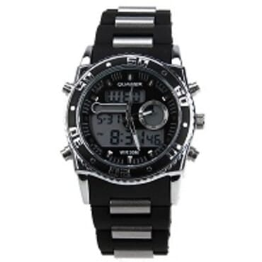 Bistec Analog Men's Wrist Watches Black Face 10805