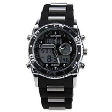 Bistec Analog Men's Wrist Watches Black Face 10805