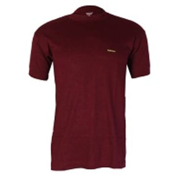 Lux Cozi Valour T-shirt-Maroon M -XL