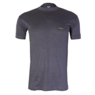 Lux Cozi Valour T-shirt steel Grey- S-XXL