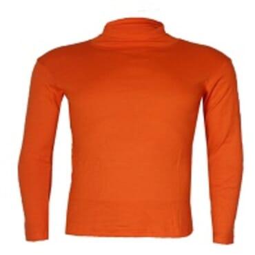 Uzem Orande Turtle Neck Bodysize T-Shirt Size M-Large