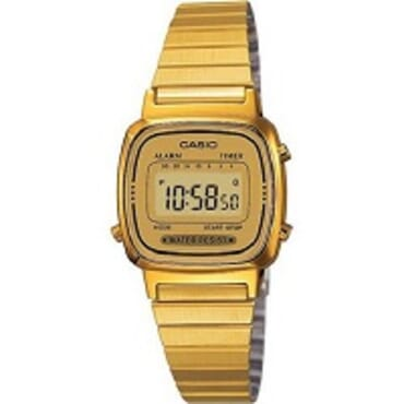 Casio Classic wrist watch Gold