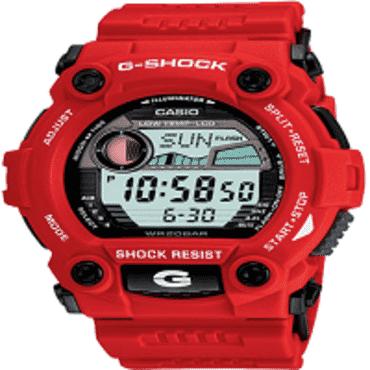 G-shock wrist watch Red G7900-1