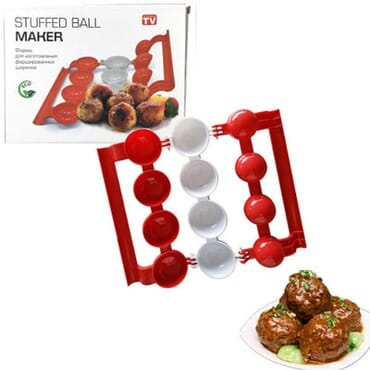 Stuffed Meat Balls Maker