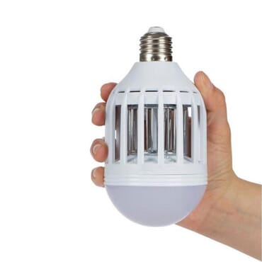 ZappLight LED Flying Insect And Mosquitos Killer Bulb