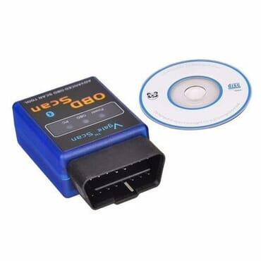 ELM 327 Advanced OBD Diagnostcs Car Scanner Tool