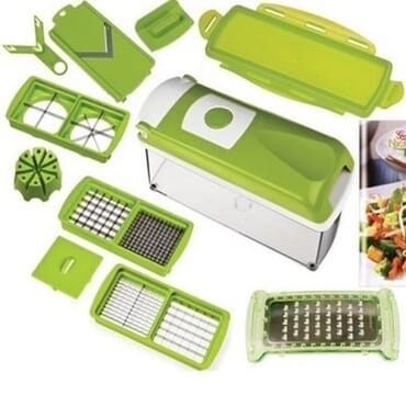 Nicer Dicer Plus Precision Cutting Tool