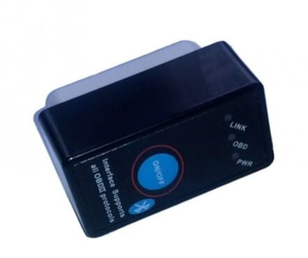 ELM 327 ELM 327 OBD II Bluetooth Diagnostic Car Scanner
