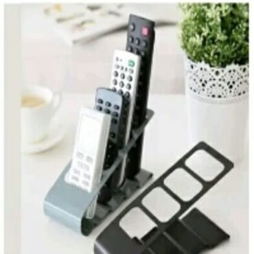 4 Location Remote control Organizer