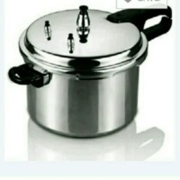 Pressure pot 5.5 Liter masterchef