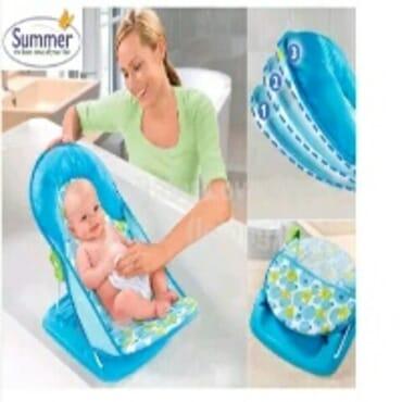 Baby Bather Bath Rack