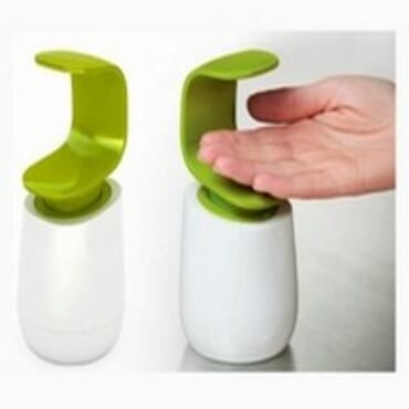 C hand soap dispenzer