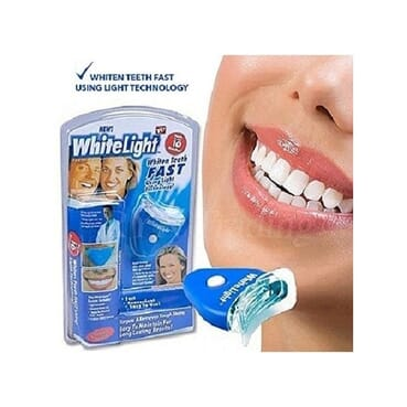 White Light Teeth Whitening Kit.