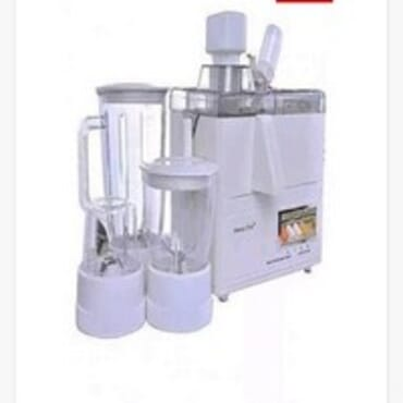 4 in 1 juice extractor (century)