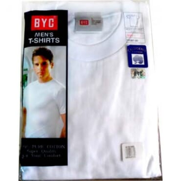 BYC Heavy Weight Men's T-Shirt S-XXL