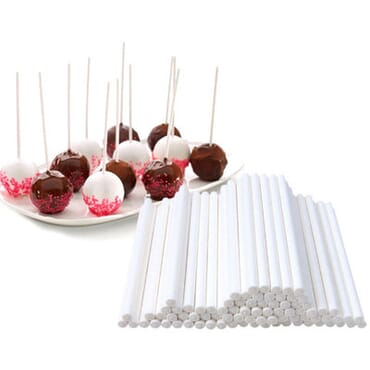80pc Candy Sucker Lollipop Sticks