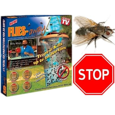 Flies Away Liquid Trap and Attractant (others)