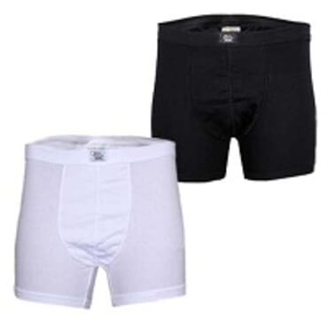 Police Black and White 2in1 Boxers Size M - XXL