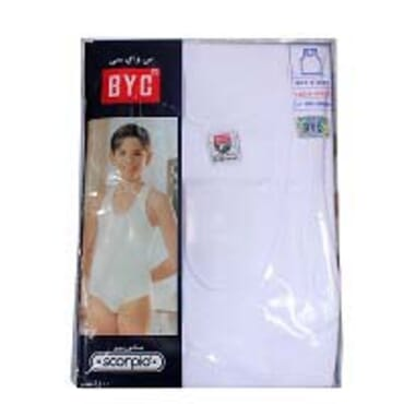 BYC BOYS VEST SIZE 5-12 YEAR