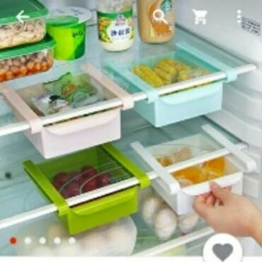 Refrigerator mulfunctioning storage box