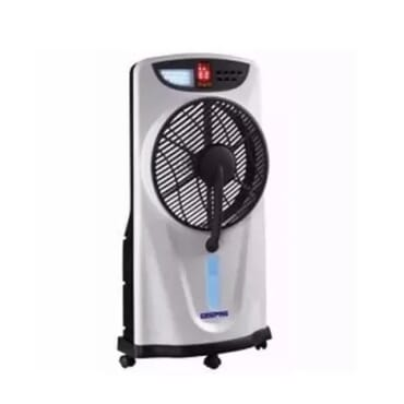 Hmd Rechargeable Mist Fan-12 Inches