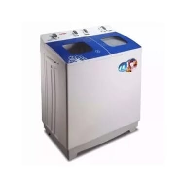 QASA 16.2kg Washing Machine - 10.2kgwashing capacity + spinning Capacity -6kg