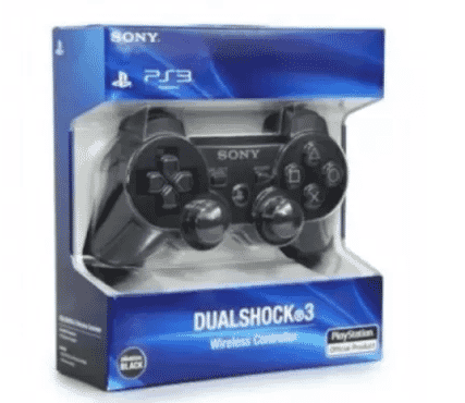 Sony Playstation Ps3 Dualshock 3 Wireless Controller
