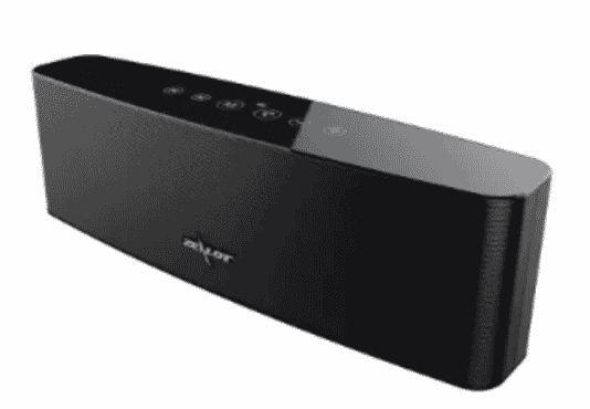 Zealot S12 Wireless Bluetooth Speaker with Touch Control, Tf Card & Aux