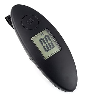 Universal Travel Digital Luggage Scale Handheld Travel Scale
