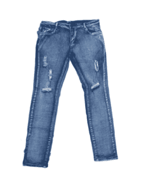 Stylish Men's Jeans