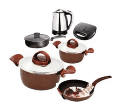 Tefal Suoer Kitchen Bundle