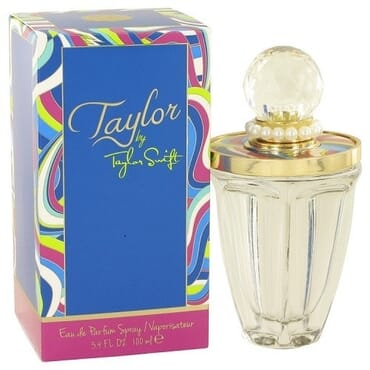 Taylor Swift Taylor EDP Perfume For Women 100ml