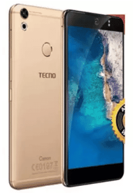 Tecno Camon Cx - Gold